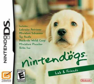Nintendogs se come Japón