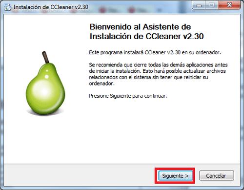Cómo instalar, configurar y usar CCleaner