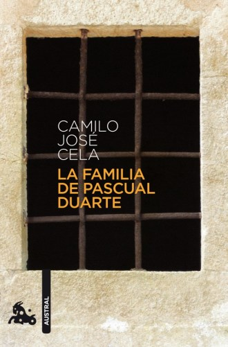 La familia de Pascual Duarte vocabulario