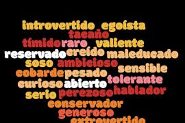 hablar de la personalidad en español