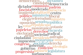 palabras para hablar sobre política