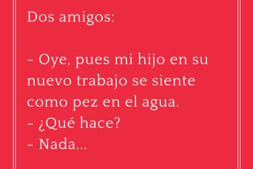 Chiste en español