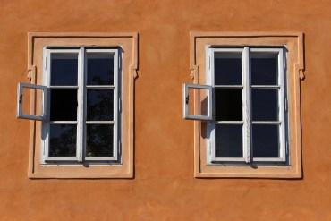 Desde la ventana...