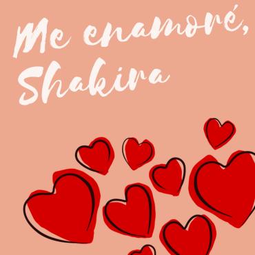 Me enamoré, Shakira