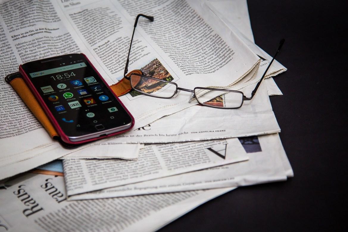 Los medios de comunicación_clase de conversación