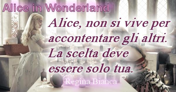Frasi Del Film Alice In Wonderland