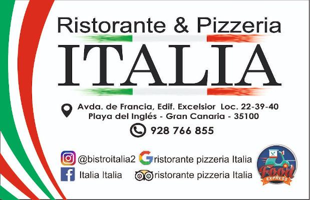 Ristorante Italia - Food express Gran Canaria