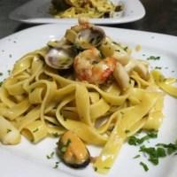 tagliatelle alla pescatora – el corazon de italia