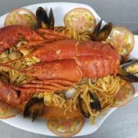 linguine con bogavante y frutos de mar – paginascanarias