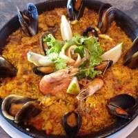 paella de mariscos – restaurante la quilla – paginascanarias