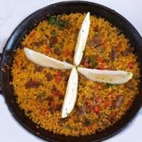 paella de solomillo uruguayo – restaurante la quilla – paginascanarias