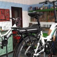 riparazione biciclette san agustin