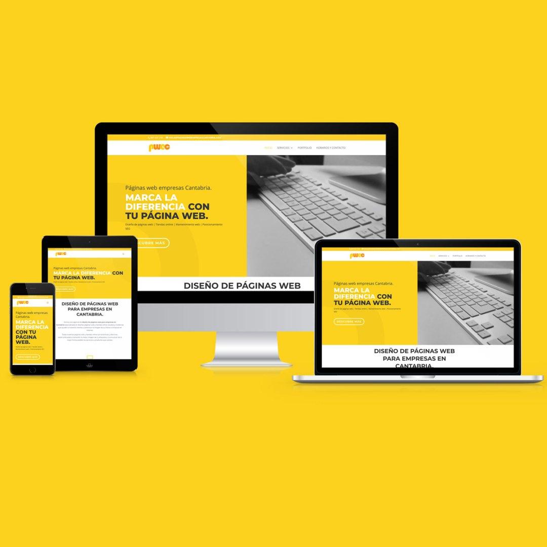 Diseño de páginas web en Cantabria