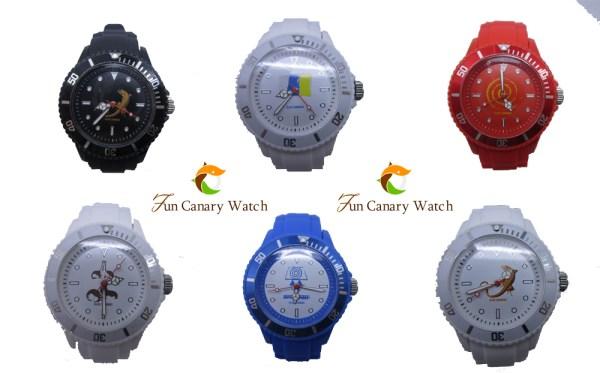 relojes Fun Canary Watch
