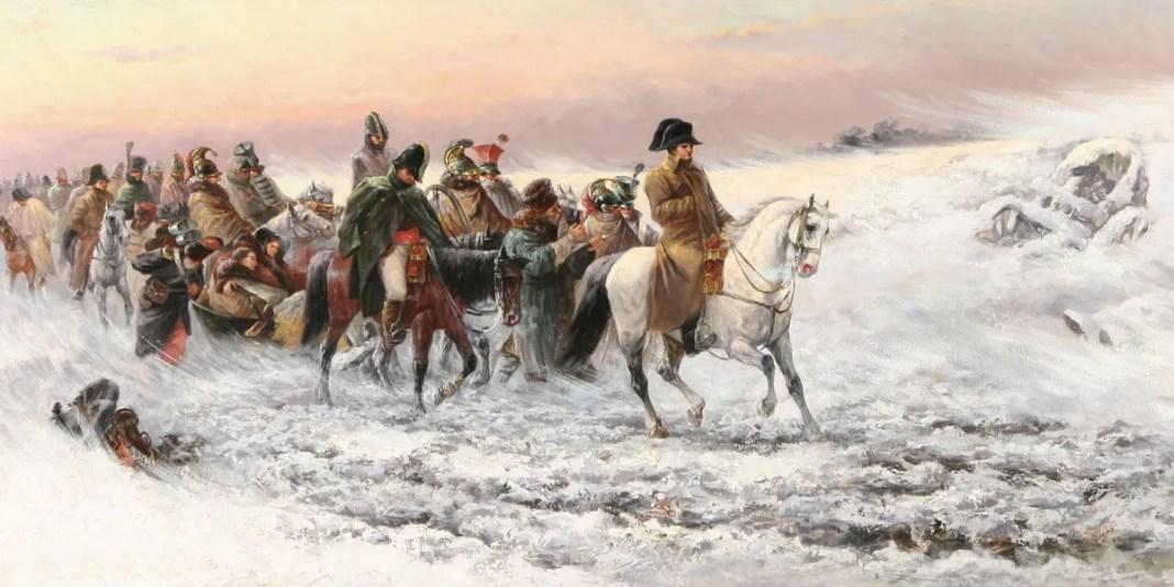 In guerra con Napoleone
