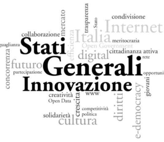 Stati Generali dell'Innovazione