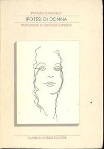 copertina Ipotesi di donna