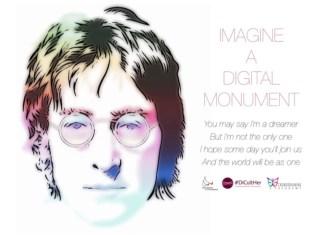 Immagina un Monumento Digitale