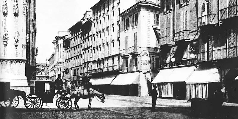 Milano. 1880
