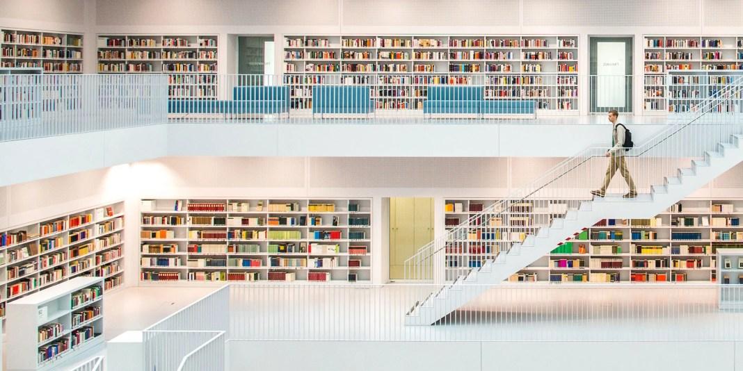 Biblioteca civica di Stoccarda