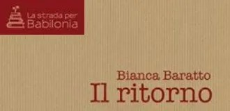 Copertina libro Bianca Baratto Il ritorno