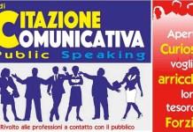 Corso di recitazione comunicativa