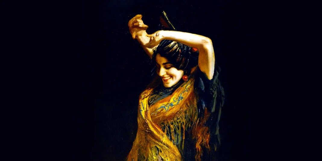 Léopold Schmutzler – The Flamenco Dancer