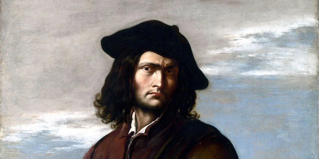 Philosophy. Salvator Rosa