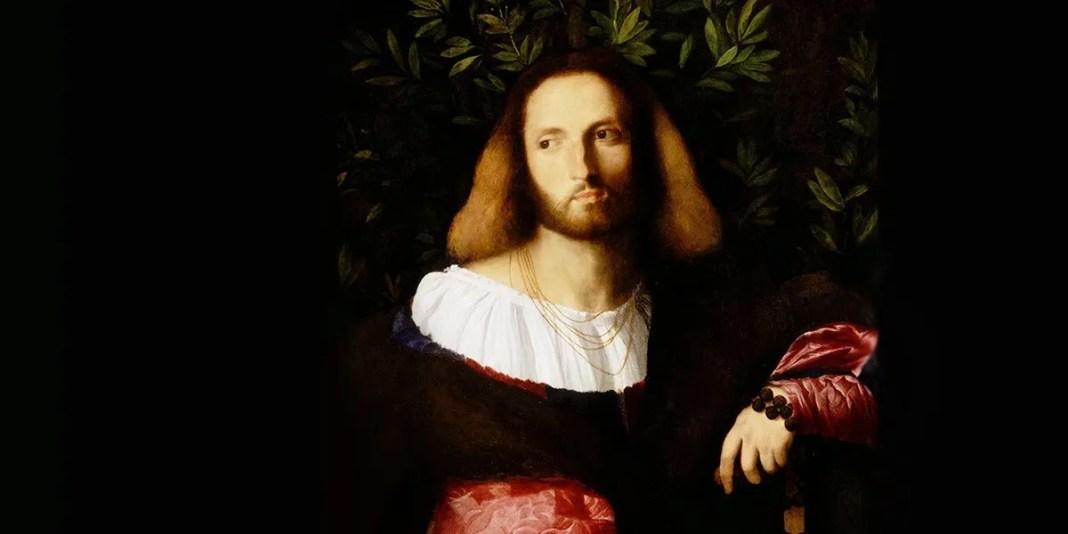 Ritratto di Poeta. Palma Vecchio (1480–1528)