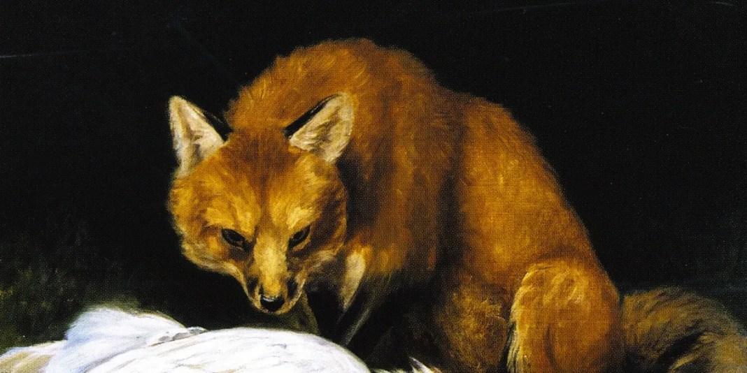 The Fox – Fair Game. Alexander Pope