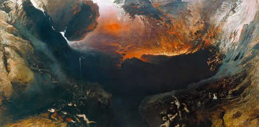 John Martin – The Great Day of His Wrath