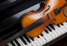 Composizione per violino e pianoforte