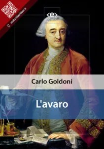 L'avaro di Carlo Goldoni