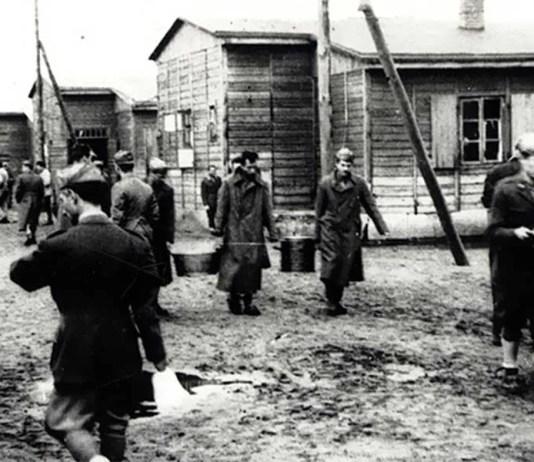 """""""L'internamento dei militari italiani nei campi tedeschi dopo l'8 settembre 1943"""", di Marcello De Caro"""