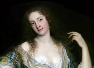 Ritratto di Gentildonna. John Michael Wright