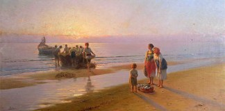 Il Pescato Della Sciabica, di Pasquale Celommi