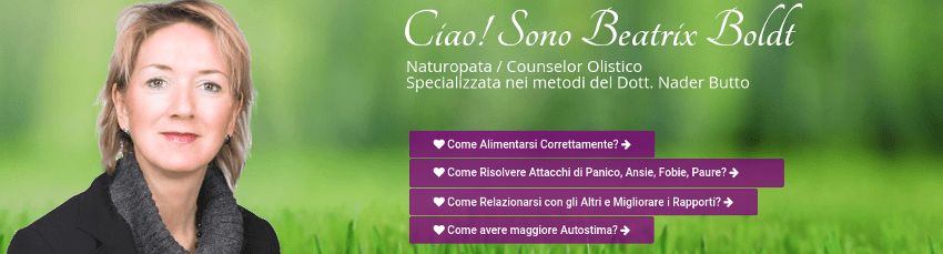 counselor olistico Milano