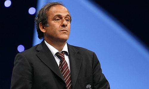 Michel Platini UEFA