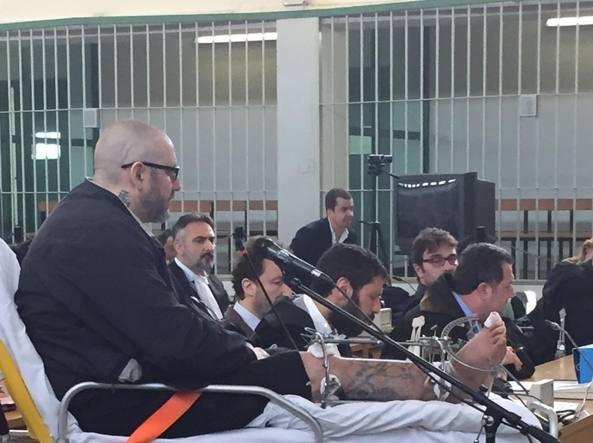 Processo De Santis: a Roma spunta la frase vergognosa contro Ciro Esposito