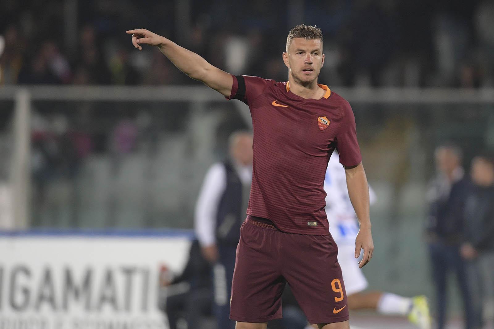 La Roma batte il Pescara: +4 sul Napoli, Juve sempre a +8