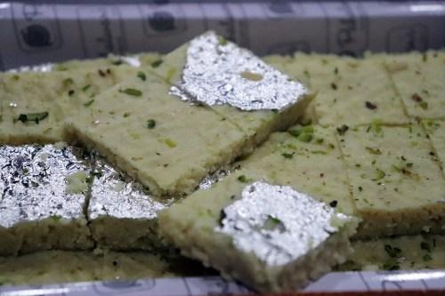 Dhanedhar Burfi Pahalwans Sweets