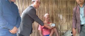 मुलुकसिंह लिम्बूलाई किराँत याक्थुम चुम्लुङ जापानको ३८ हजार बढी आर्थिक सहयोग