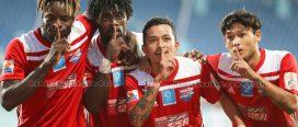 ललितपुरलाई ३–० गोलअन्तरले हराउँदै काठमाडौं फाइनलमा