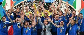 इटालीलाई युरो कप २०२० को उपाधि
