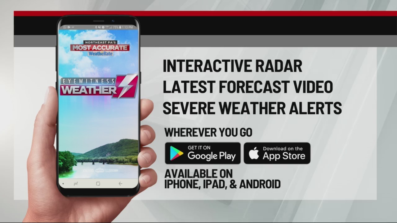 Eyewitness Weather Webcast 6.24.2019  11PM