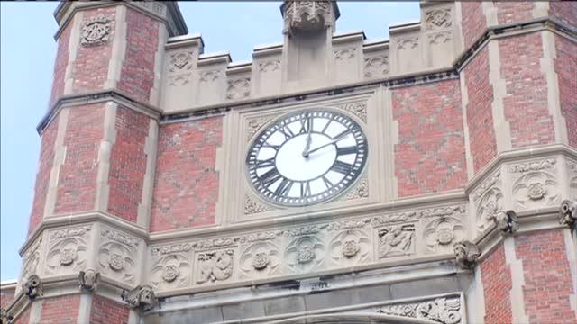 North Scranton High School Clock 8-30-2015_20150831022907