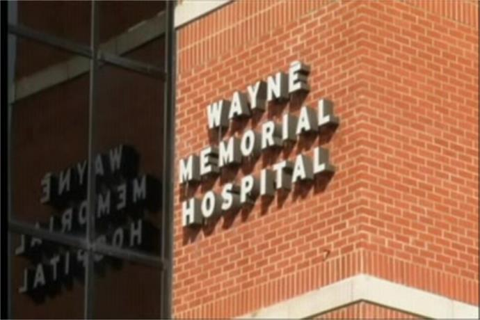 Wayne Memorial Hospital Gallery of Hope_-5863874802618839644