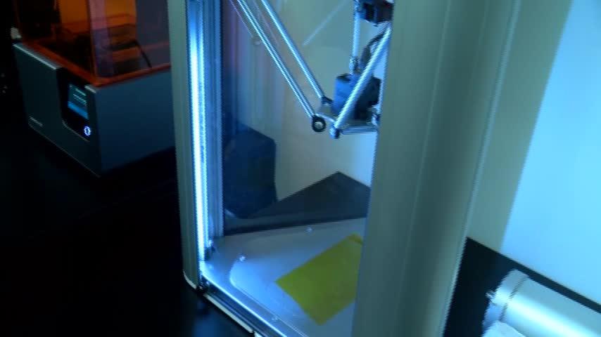 Keystone 3D Print Shop Open