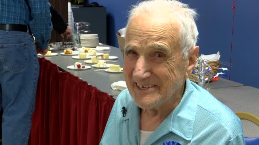 100 Year Old Veteran_66135784