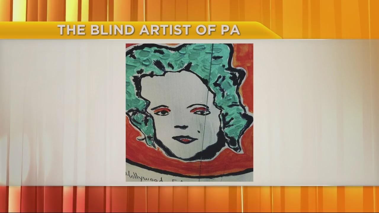 PA Live: The Blind Artist June 11, 2018